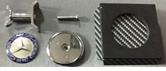 Эмблема MERCEDES металл  48 мм