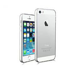 Защитный силиконовый чехол для iPhone 5 / 5S / SE, фото 2