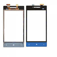 Сенсор HTC A620e Windows Phone 8S Domino синий