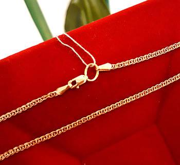 Золотая цепочка Нонна 65 см, ширина 2.1 мм Вес 5.76 г