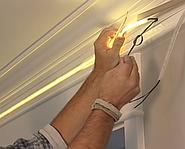 Подключение и монтаж светодиодной ленты