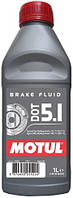 Тормозная жидкость (1л.) MOTUL DOT 5.1 Brake Fluid