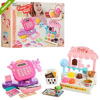 Детский  магазин с продуктами и кассой KDL888-15 ***