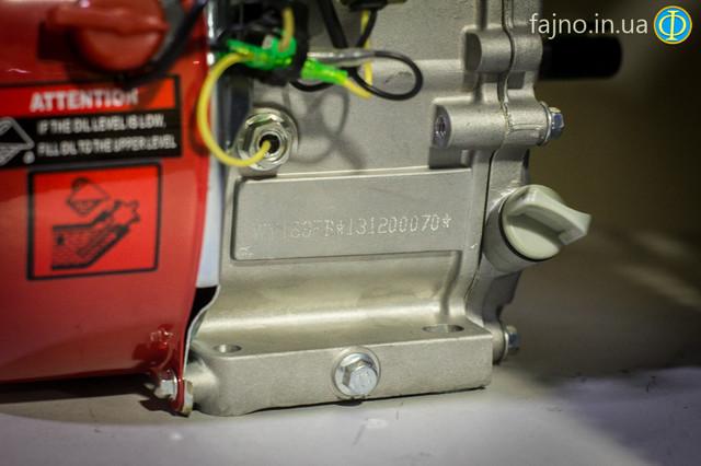 Купить бензиновый двигатель Iron Angel Е200 фото 7