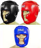 Шлем боксерский с полной защитой EVERLAST (р-р S-L)