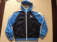 Куртка PUMA на две стороны р. L