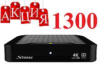 Smart TV (смарт тв) Android IPTV приставки Strong SRT 2021