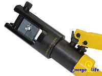 Пресс гидравлический ручной 300 кв, для опрессовки кабельных наконечников. (YQK300), 621