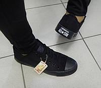 Кеды женские Converse черные
