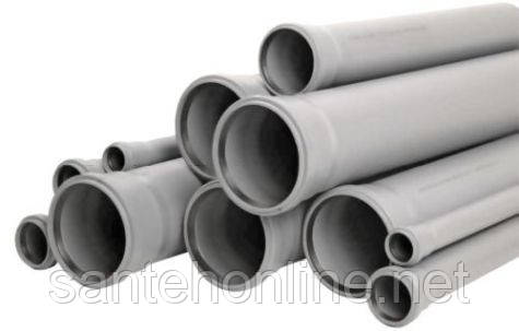 Труба для внутренней канализации 110х2 м