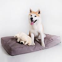 Dog Mod Cocoa - Современный (мягкий прямой лежак для собак)