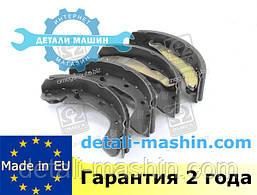 """Колодки гальмівні барабанні задні Ланос """"RIDER"""" Daewoo Lanos,Opel Vectra A S4520003"""