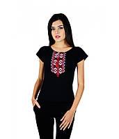 Жіноча вишита футболка. Великий вибір жіночих вишиванок. Вишиванки жіночі. c9728317de37f