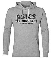 Толстовка с капюшоном Asics Training Club Hoody Код 141091 0714