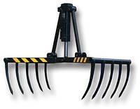 Вильчатый грейфер для крана-манипулятора
