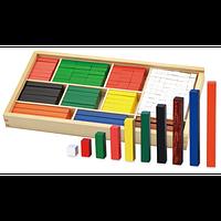 Набор для обучения Математические блоки Viga toys (56166)