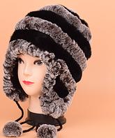 Женская меховая шапка. Модель 61514, фото 3