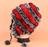 Женская меховая шапка. Модель 61514, фото 6