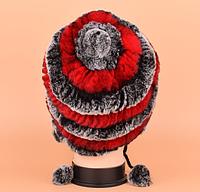 Женская меховая шапка. Модель 61514, фото 7