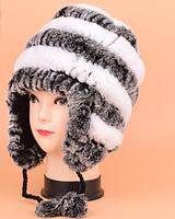 Женская меховая шапка. Модель 61514, фото 8