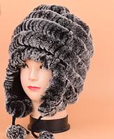Женская меховая шапка. Модель 61514, фото 9