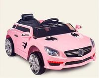 Детский электромобиль - Mercedes - безопасный, пульт управления