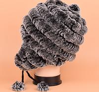 Женская меховая шапка. Модель 61514, фото 10
