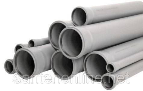 Труба для внутренней канализации 110х0,5 м