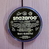 Аквагрим для лица и тела Snazaroo, черный, 18мл