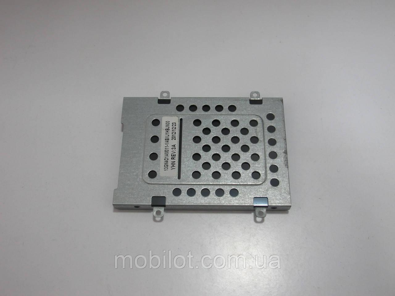 Корпус (карман, корзина, крепление) для HDD Asus X501 (NZ-4139)