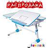 Стол трансформер для школьника Invito FunDesk 120 см