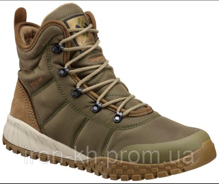 Мужские Ботинки Columbia Fairbanks Omni-Heat Boot Оригинал  продажа ... c729cbf3833b6