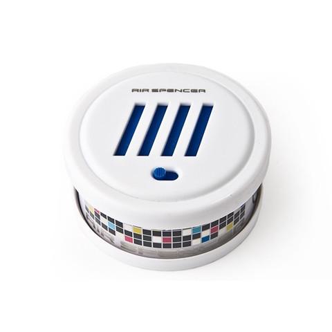 Меловый Ароматизатор в автомобиль, освежитель Eikosha Air Spencer   Apple - Яблоко A-11