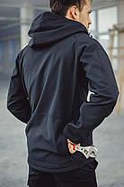 Мужская куртка Prado Black черная, фото 2