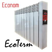 "Электрорадиатор EcoTerm Econom ET-9,стандарт 76"""