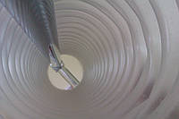 Рукава ПВХ для деревообробних верстатів 120*0,5 мм