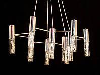 Люстры подвесы. Светодиодная люстра на 7 ламп AG 3006/7