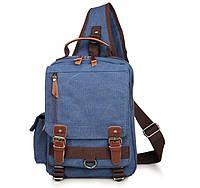 Однолямочный городской рюкзак