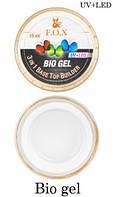Конструирующий био-гель 3 в 1 (прозрачный)Bio Gel 3in1 Base/Top/Builder 15 мл