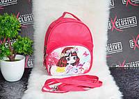 Детская сумочка-рюкзак., фото 1