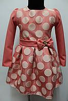 Детское платье на девочку от 3 до 6 лет
