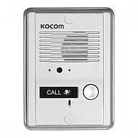 Аудиопанель антивандальная Kocom VS-2D