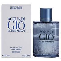 Giorgio Armani Acqua di Gio Blue Edition Pour Homme