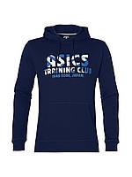 Толстовка с капюшоном Asics Training Club Hoody 141091 8052