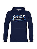 Толстовка с капюшоном Asics Training Club Hoody Код 141091 8052