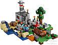 """Конструктор лего майнкрафт Аналог Lego Minecraft Bela 10177 """"Minecraft 8 в 1"""" 517 дет, фото 9"""