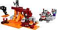 """Конструктор лего майнкрафт Аналог Lego Minecraft Bela 10469""""Иссушитель"""" 324 дет, фото 4"""