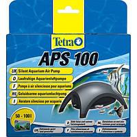 Компрессор для аквариума воздушный Tetratec APS 100 (50-100л)