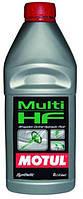 Многофункциональная  гидравлическая жидкость (1л.) MOTUL MULTI HF