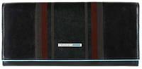 Интересный женский кожаный кошелек Piquadro с двумя отделениями PD3211B2SER_N черный